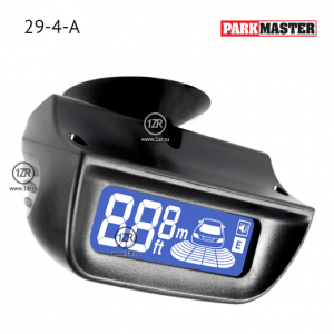 Парктроник ParkMaster 29-4-A (серебристые датчики)